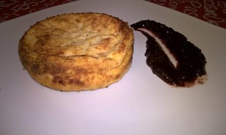 Budincă cu brânză de vaci și griș