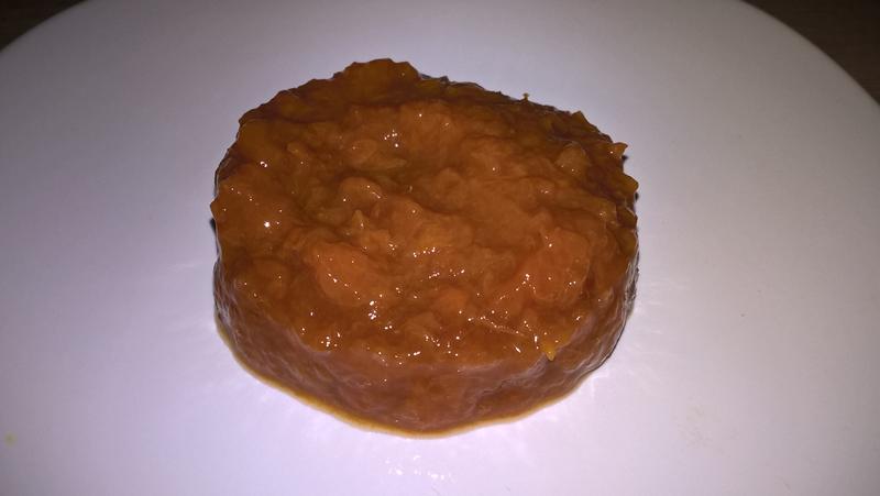 Gem de caise cu suc de mere (fără zahăr)