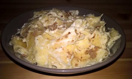 Paste cu brânză Cheddar