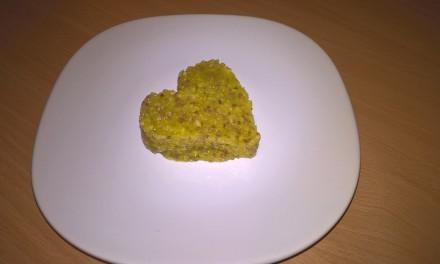 Budincă cu mango și semințe de chia