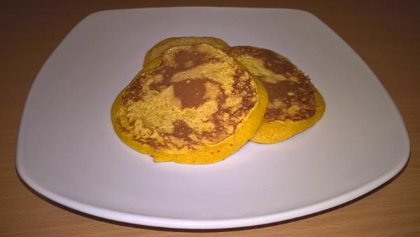 Pancakes cu dovleac plăcintar