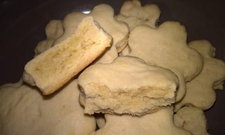 Biscuiți cu unt și vanilie