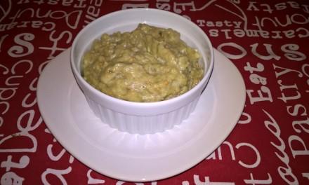 Salată de vinete cu avocado