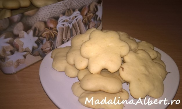 Biscuiți cu ghimbir