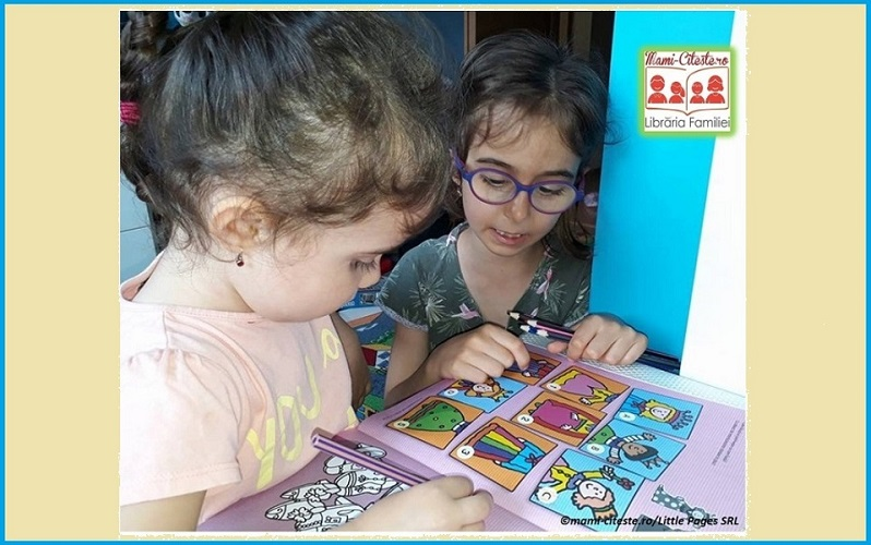 Invitaţie la lectură în familie