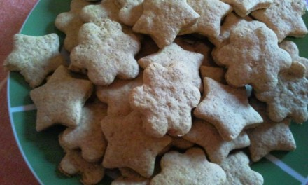 Biscuiți cu dovleac plăcintar
