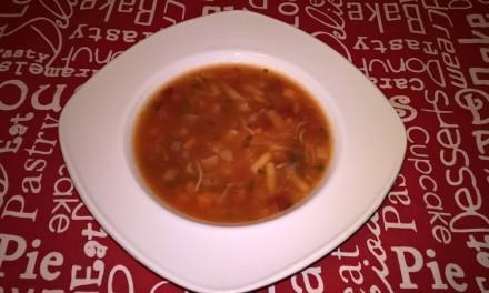 Supă de fasole galbenă