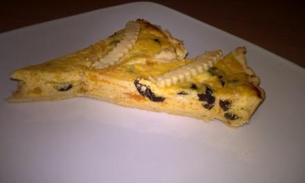 Tartă cu brânză de vaci și dovleac plăcintar