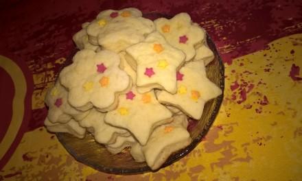 Biscuiți cu portocale