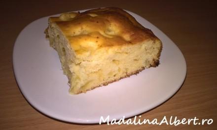 Prăjitură cu ananas (fără lactate)