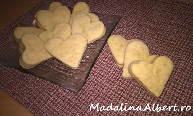 Biscuiți pufoși cu iaurt