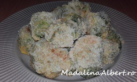 Broccoli pane la cuptor