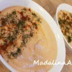 Supă cremă de conopidă cu morcovi